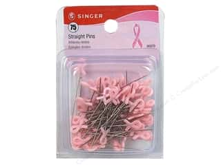 Singer Straight Pins Decorative BCRF 75pc