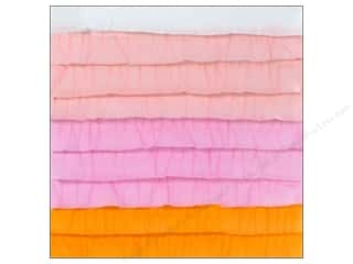 Scrapbooking $9 - $15: American Crafts 12 x 12 in. Paper Dear Lizzy Neapolitan Stitched Ruffle Sun Kissed (15 pieces)