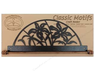Ackfeld Craft Holders 12 in. Orchid Arch Silver