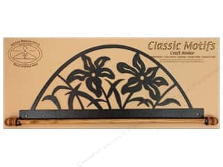 "Ackfeld Craft Holders Fab 16"" Orchid Arch Slvr"