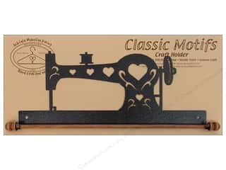 Racks / Hangers Hearts: Ackfeld Craft Holders 12 in. Sewing Machine Silver