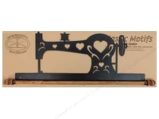 Racks / Hangers Hearts: Ackfeld Craft Holders 16 in. Sewing Machine Silver