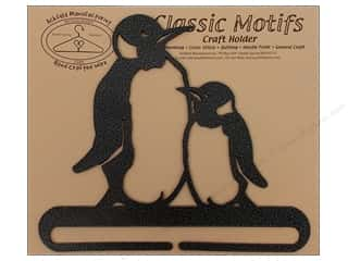 Ackfeld Craft Holders Splt Bot 6&quot; Penguin Slvr