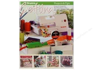 Clearance Crafts: Simplicity Crafting Book