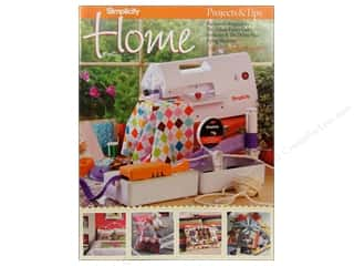 home decor pattern: Simplicity Home Book