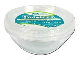 ArtBin Twisterz Jar Large/Short Clear