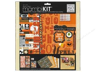 "Me&My Big Ideas Kit Scrapbook 12""x 12"" Fall Holidays"