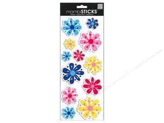 Me & My Big Ideas: MAMBI Sticker Puffy Flowers