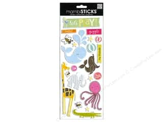 MAMBI Sticker Puffy Playmates