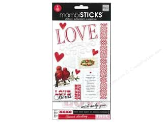 MAMBI Sticker Flip Pack Love Birds