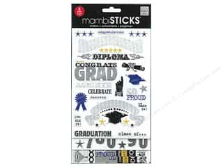 Me & My Big Ideas: MAMBI Sticker Flip Pack Graduation