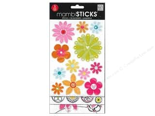 MAMBI Sticker Flip Pack Sandbox Flowers