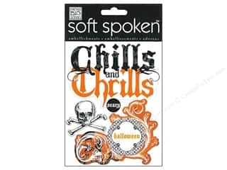 Mothers Day Gift Ideas: MAMBI Sticker Soft Spoken Chills and Thrills