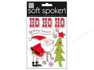 MAMBI Sticker Soft Spoken Red Ho Ho Ho