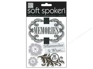 2013 Crafties - Best Adhesive: MAMBI Sticker Soft Spoken Neutral Memories