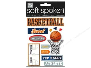 MAMBI Sticker Soft Spoken Basketball Score