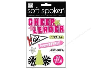 MAMBI Sticker Soft Spoken Cheerleader Let's Go