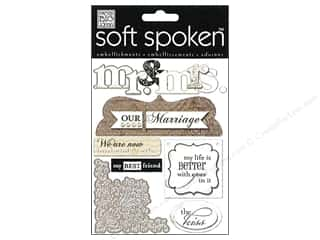 MAMBI Sticker Soft Spoken Forever Mr & Mrs Neutral