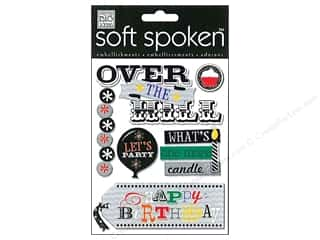 MAMBI Sticker Soft Spoken Over The Hill Grey