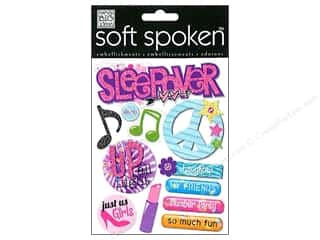 MAMBI Sticker Soft Spoken Sleepover NoSleepTonight