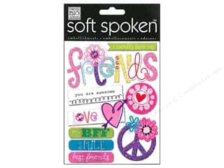 MAMBI Sticker Soft Spoken Friends My BFF