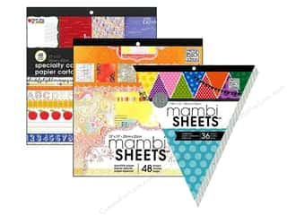 MAMBI Sheets Cardstock Pad