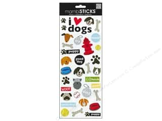 Clearance Blumenthal Favorite Findings: MAMBI Sticker Sticks Good Dog