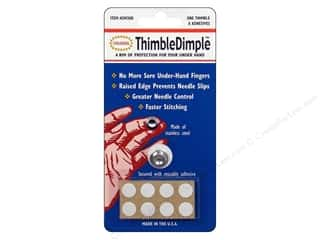 Colonial Needle Finger: Colonial Needle Thimble Dimple