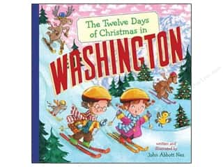 The 12 Days Of Christmas In Washington Book