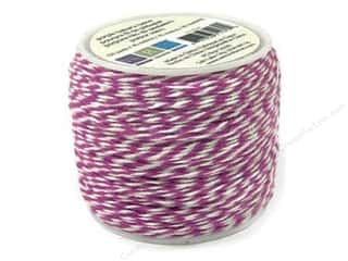 Clearance We R Memory Sew Ribbon Ribbon: We R Memory Baker's Twine Sew Easy Purple 50yd