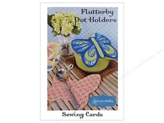 Flutterby Pot Holder Pattern