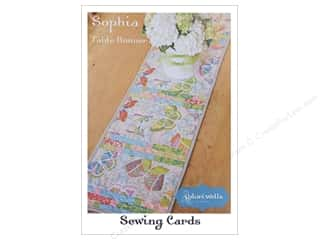 Stitchin Sisters Clearance Patterns: Stitchin' Post Sophia Table Runner Pattern