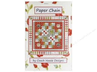 Star Thread Clearance Crafts: Coach House Designs Paper Chain Pattern