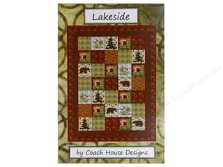 Maple Island Quilts Quilting Patterns: Coach House Designs Lakeside Pattern