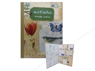 Chronicle Books Note Cards: Cico Sticky Notes Nature