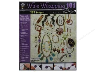 Hot off the Press Beading & Jewelry Books: Hot Off The Press Wire Wrapping 101 Book