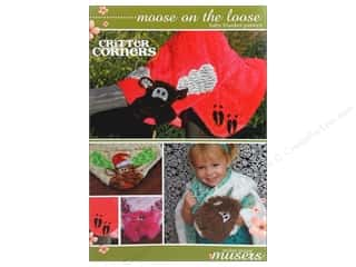 McKay Manor Musers Quilt Patterns: Mckay Manor Musers Moose on the Loose Pattern