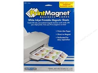 Magnet Source, The: The Magnet Source Magnet Print Business Card 30pc