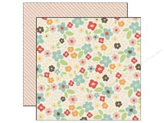 Echo Park Paper 12x12 Sweet Day Fancy Floral (25 piece)