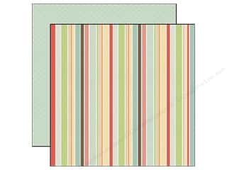 Echo Park Paper 12x12 Sweet Day Oh My Stripe (25 piece)