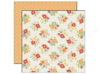 Saint Patrick's Day Echo Park 12 x 12 in. Paper: Echo Park 12 x 12 in. Paper Sweet Day Collection Blissful Floral (25 pieces)