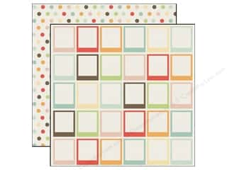 Echo Park Paper 12x12 Sweet Day Pretty Polaroid (25 piece)
