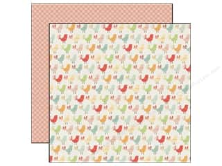 Saint Patrick's Day Echo Park 12 x 12 in. Paper: Echo Park 12 x 12 in. Paper Sweet Day Collection Sweetest Bird (25 pieces)