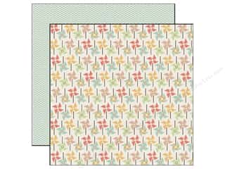 Echo Park Paper 12x12 Sweet Day Peppy Pinwheel (25 piece)