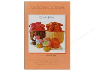 Aunties Two Home Decor: Aunties Two Cupcake Basket Pattern