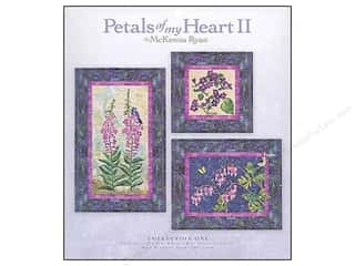 Books & Patterns $12 - $20: Pine Needles Petals of My Heart II Collection 1 Pattern