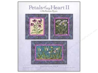 Flowers Books & Patterns: Pine Needles Petals of My Heart II Collection 4 Pattern