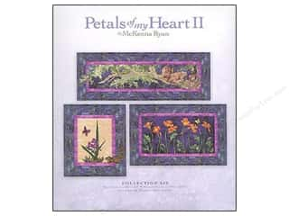 Books & Patterns $0 - $6: Pine Needles Petals of My Heart II Collection 6 Pattern