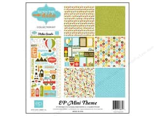 "Echo Park Collection Kit 12""x 12"" Enjoy The Ride"