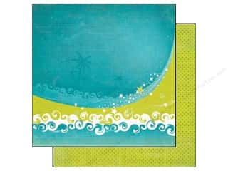 Echo Park Paper 12x12 Paradise Beach Ride Wave (25 piece)